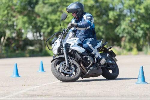 Motorrijbewijspoint Utrecht motor rijtest